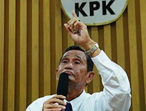 Pustaka Digital Indonesia: All About KPK.
