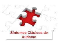 Sintomas de Autismo