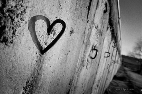 black and white pictures of hearts