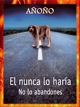 EL NUNCA LO HARIA NO LO ABANDONES