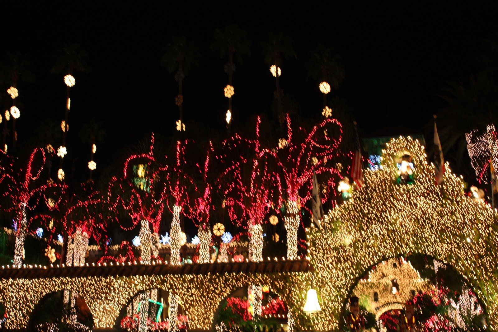 ... to the Mission Inn for their Festival of Lights. It was amazing all of the work that was put into hanging over thousands of lights. & JEN JIMENEZ: Festival of Lights Mission Inn Riverside azcodes.com