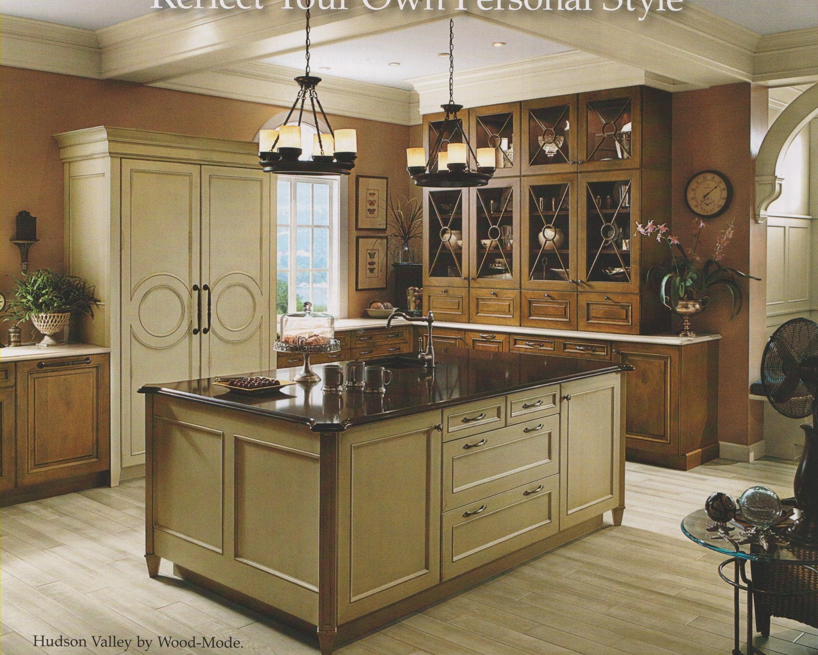In the best taste trends a great kitchen design for Great kitchen designs