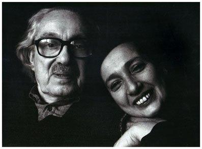 Anatole e Irene Saderman