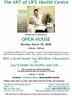 With a Good Health You Will Beat a Recession! Or you'd better be healthy and rich