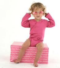 מה שעושה את הבגד רך למגע וידידותי לעור התינוק