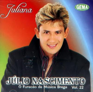 J�lio Nascimento - Vol.22 - Juliana (2009)