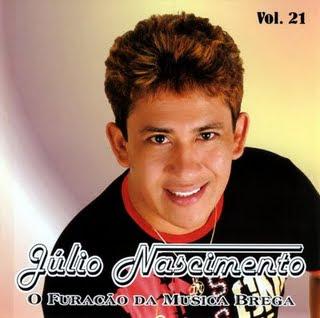 J�lio Nascimento - Vol.21 - Mulher Bandida
