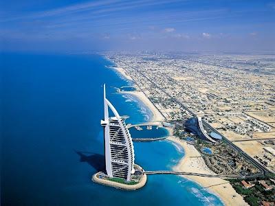 Turismo viajes sitios y lugares turisticos sitios for El arab hotel dubai