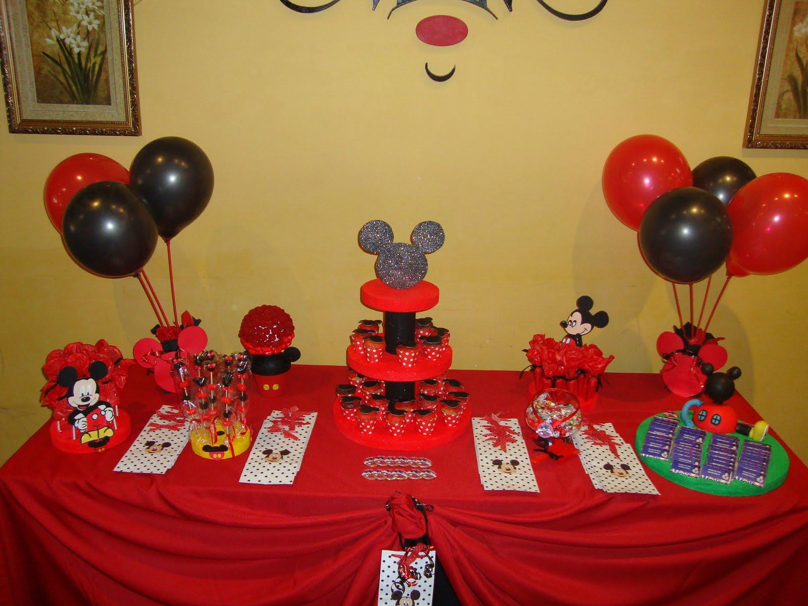 Mickey Mouse Decoraciones Para Fiestas ~ DE DECORACIONES DE FIESTAS INFANTILES LA CASA DE MICKEY MOUSE JPG