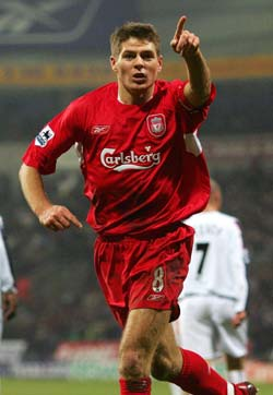 Gerrard or Stevie G as he is