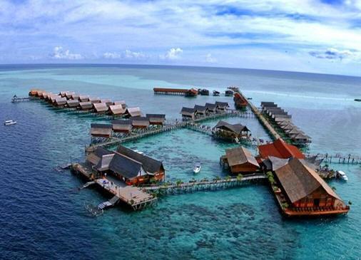 Everything anything sipadan diving heaven - Sipadan dive centre ...