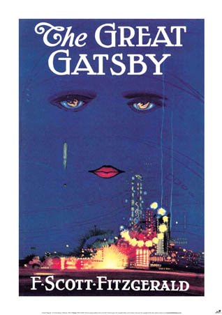 the great gatsby writing style