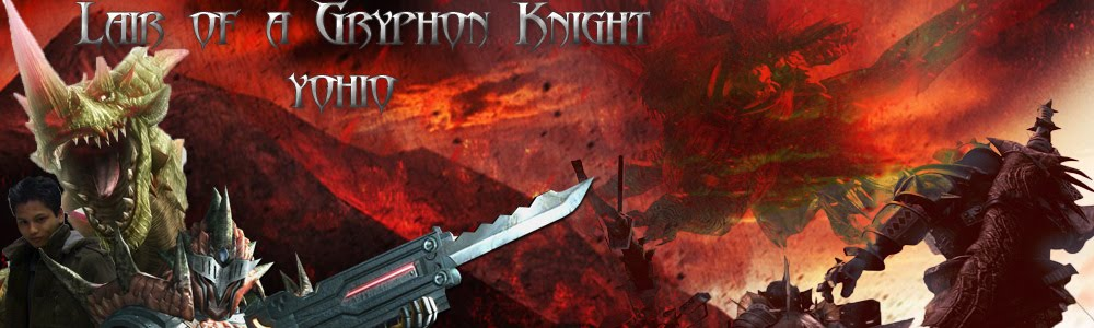 Lair of a Gryphon Knight  | yohio