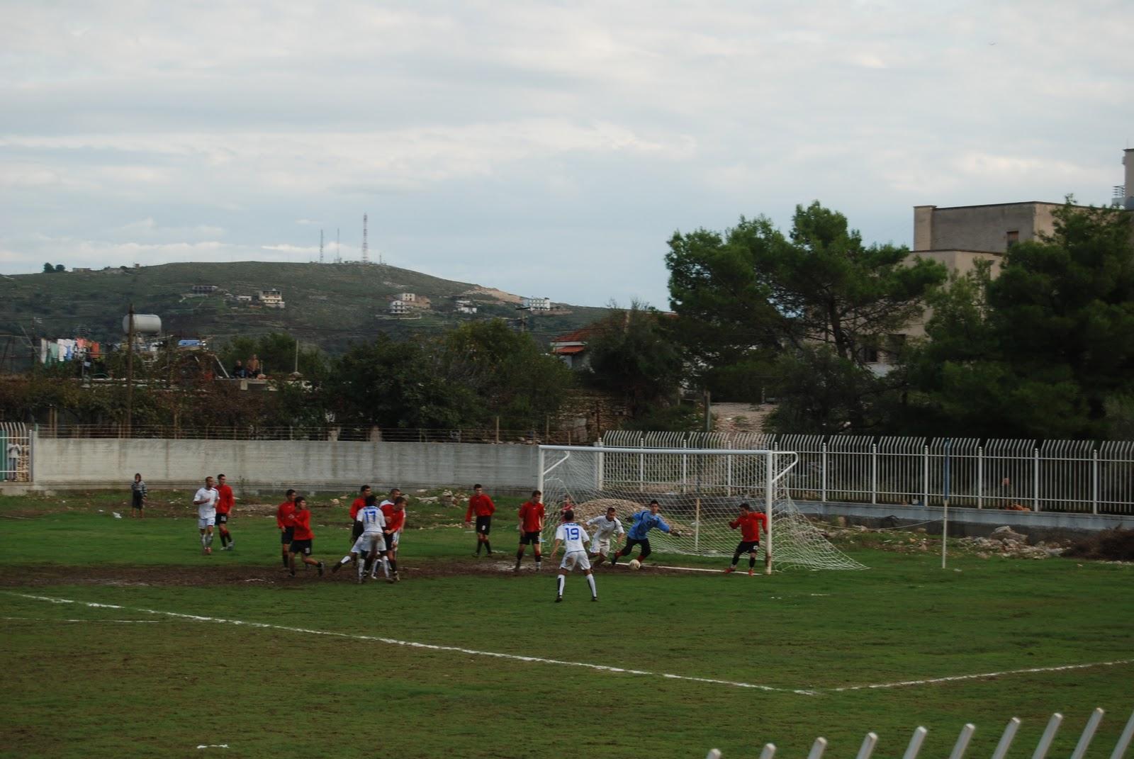 Ήττα της Χιμάρας στο ποδόσφαιρο