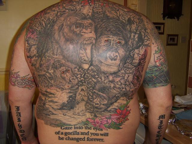 My back piece.