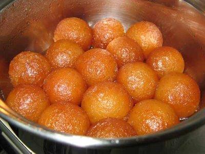 Indian Food Recipes Gulab Jamun