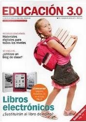 """nUESTRO BLOG EN LA Revista """"Educación 3.0"""""""