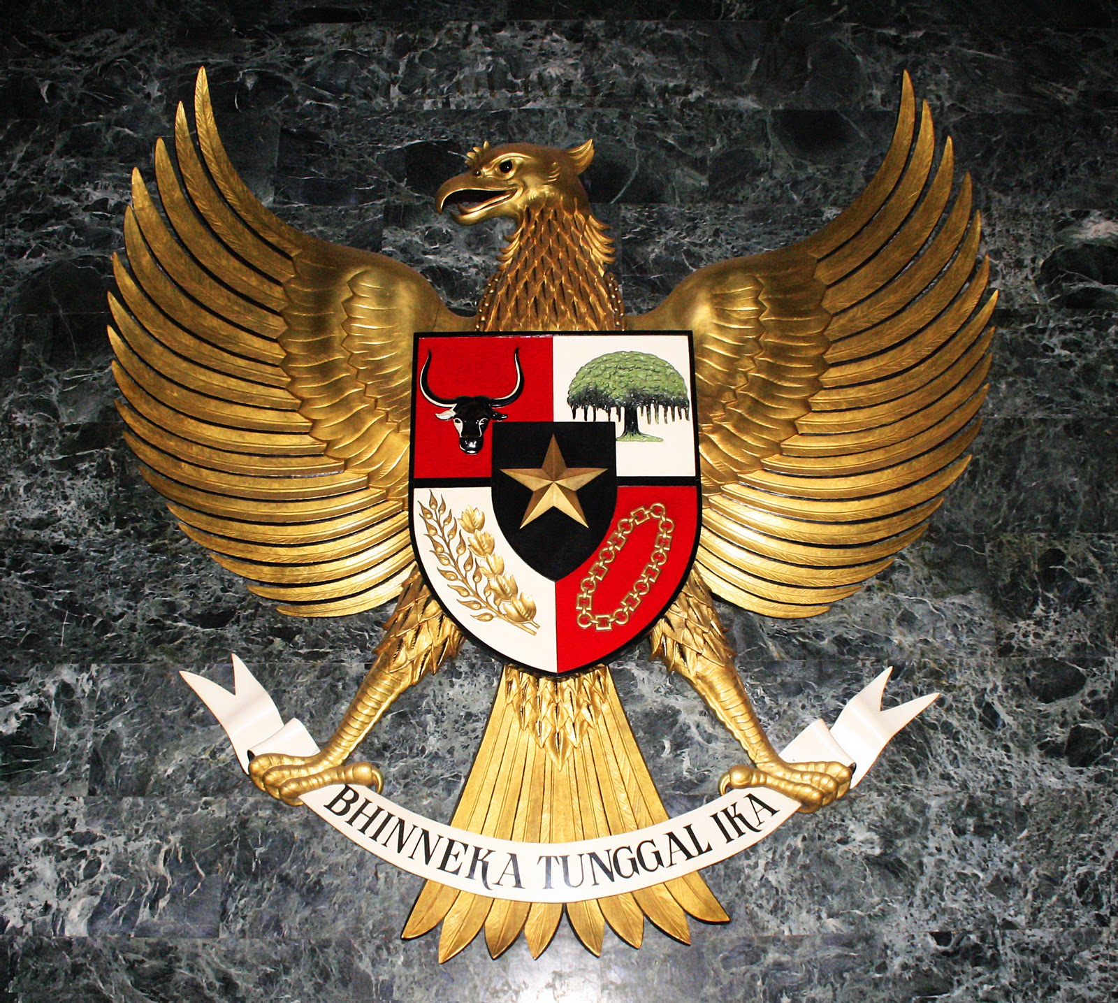 pustaka digital indonesia garuda elang perkasa pelindung indonesia