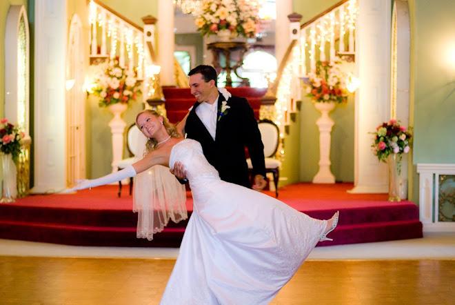 "Southern Wedding Elegance     ""Heaven on Earth"""