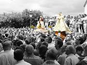San Roque y la Virgen