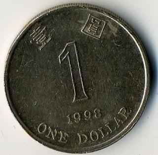 Hong Kong Dollar coin Доллар Гонконга монета moneda venta Münze pièce selling coins Нумизматический каталог