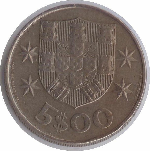 герб португалии