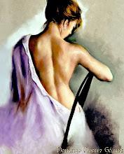 Sensualidad... mujer... sentir la piel...