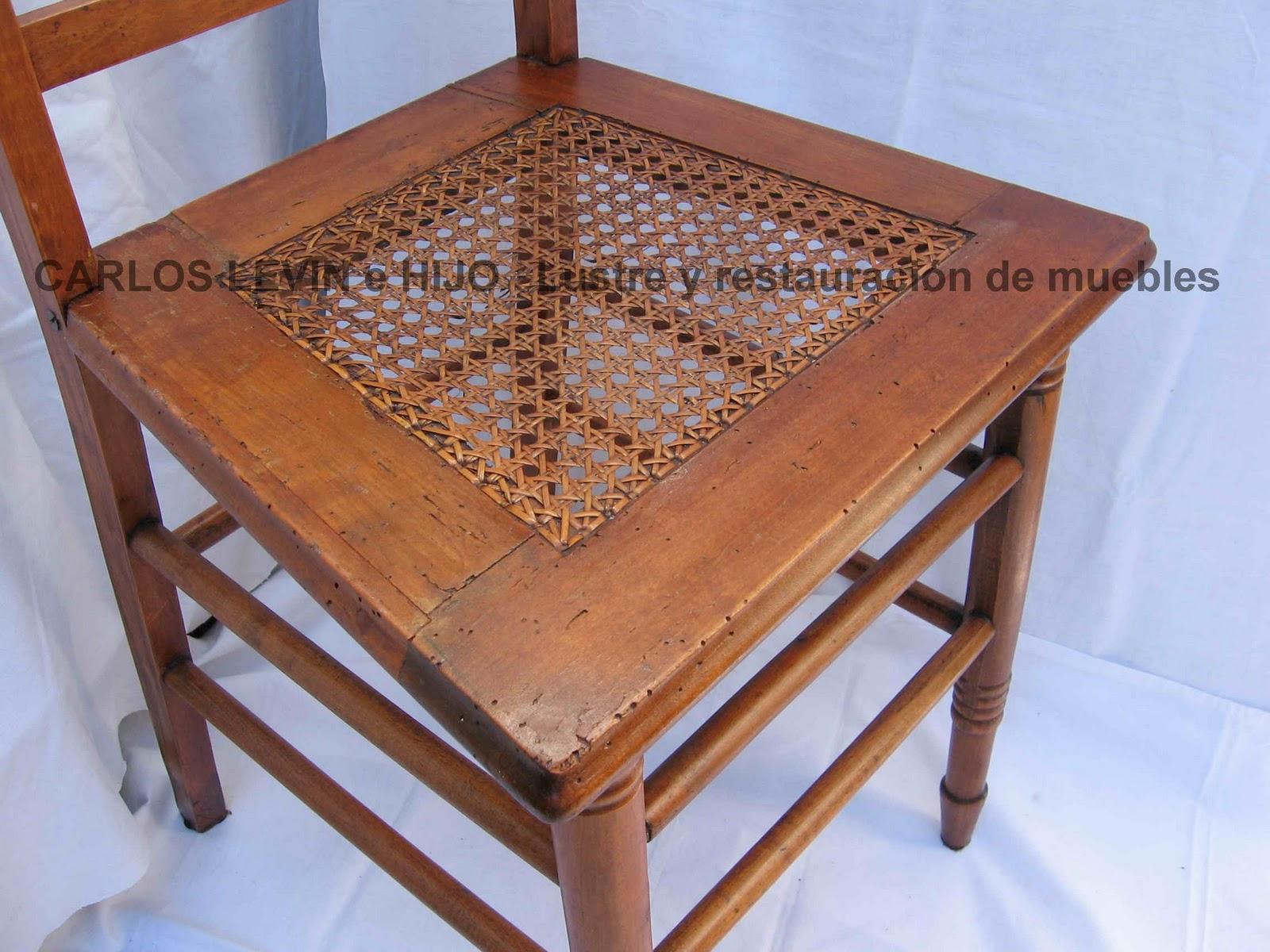 Argentina restauracion y lustre de muebles sillas esterilladas tratamiento contra la - Tratamiento carcoma muebles ...