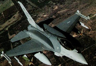 F-16 Fighting Falcon Block 60