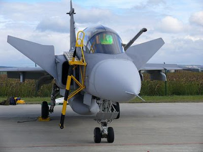 Jas 39C Gripen