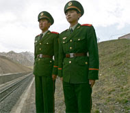 Tibet Rail