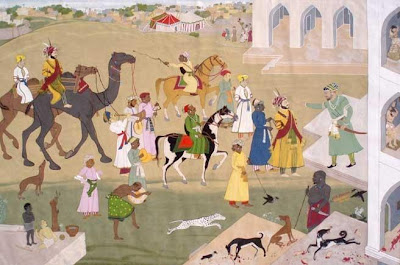 execution of Dara Shikoh