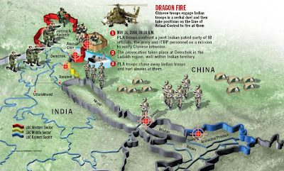 India-china border conflict