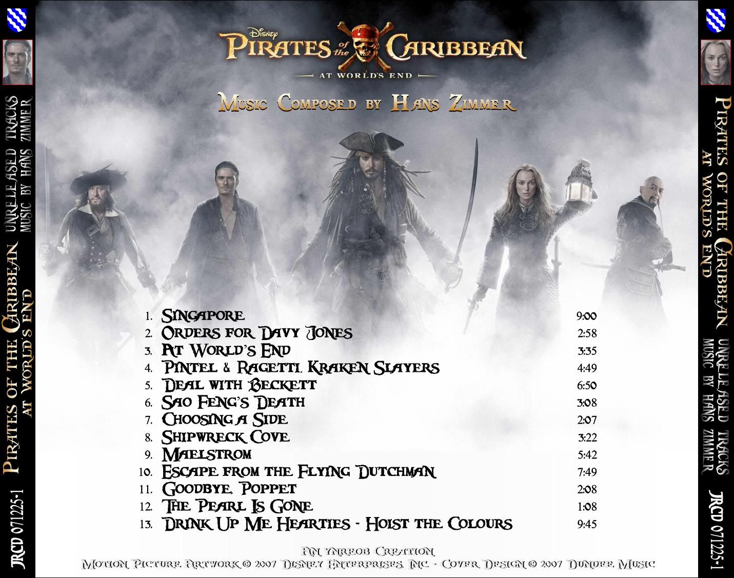 Pirates Of The Caribbean Drinking Game