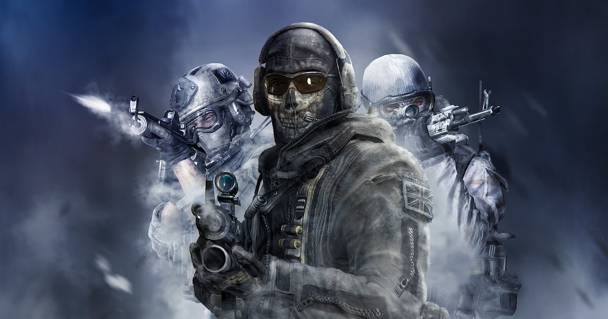 call of duty modern warfare 2 desktop wallpaper