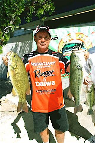 Mike folkestad bass fishing blog lake mohave for Lake mohave fishing