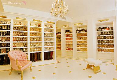 Quarto de Alessandra Mariah-carey-closet
