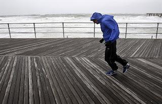 >Wild East Coast Storm brings major Flooding and Wind