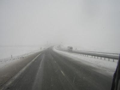 >31 March, 2010: It's Snow Joke it's April tomorrow!!!