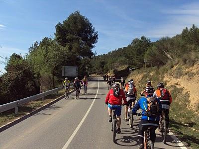 Btt els pallaresos aniversario c ciclista tarragona - Tiempo pallaresos ...