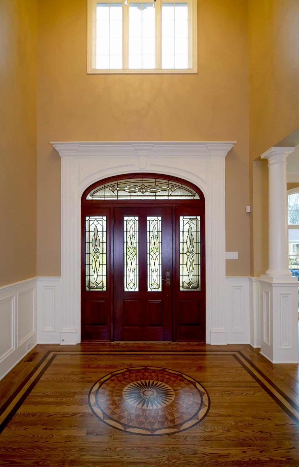 Front Foyer Definition : Design dump nice and trim remodelaholic guest post