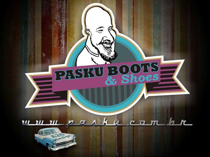 """PASKU BOOTS """"MEU COTURNO  MEU MUNDO""""!"""