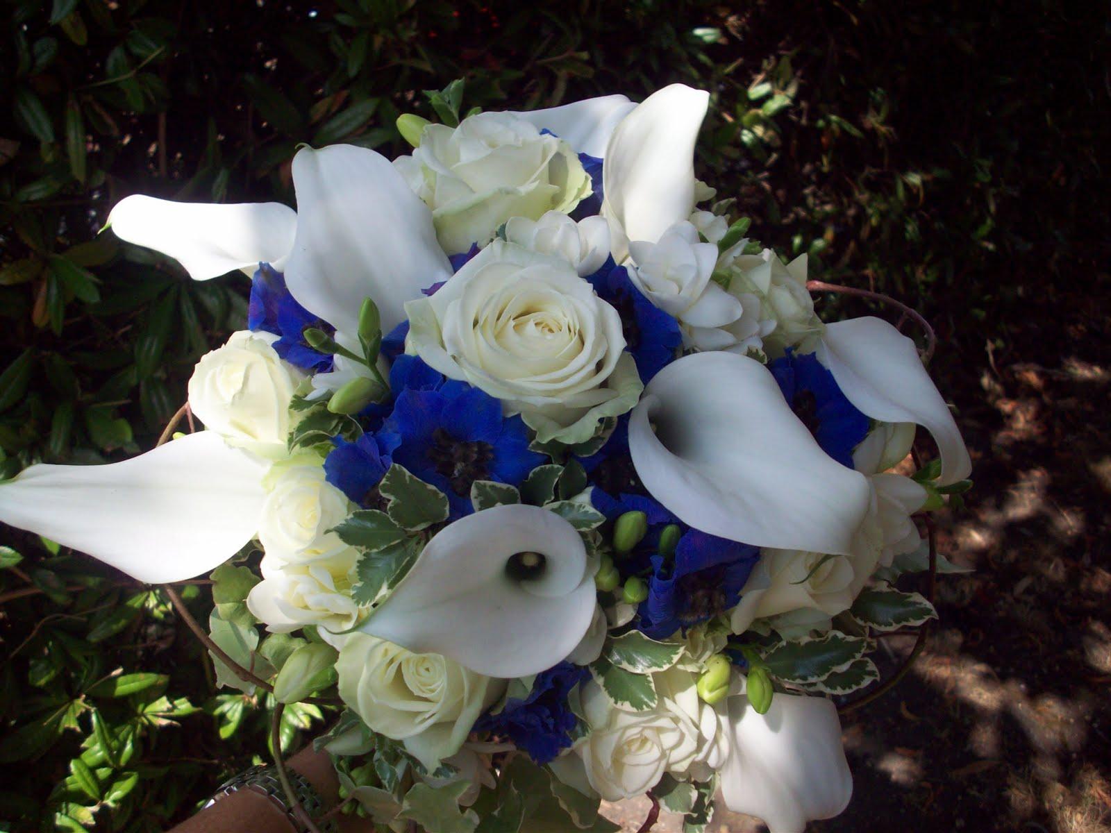 Florian designer florist wedding flower specialist midnight blue midnight blue with wild ivy izmirmasajfo