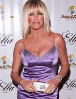 Celebrity beauty secrets - Suzanne Somers