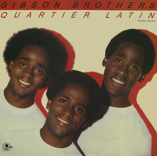 GIBSON BROTHERS  - Quartier Latin 1981