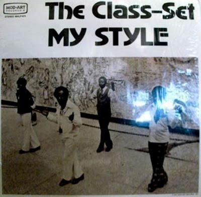 THE CLASS SET - My Style 197x