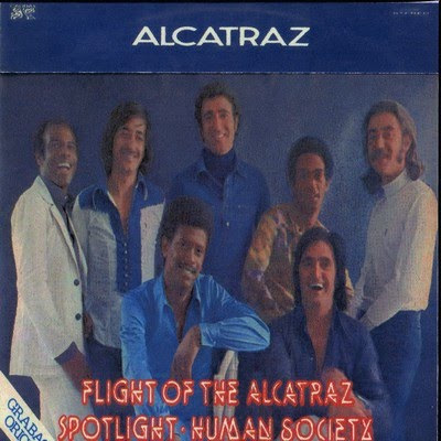 ALCATRAZ - Flight Of The Alcatraz 1979