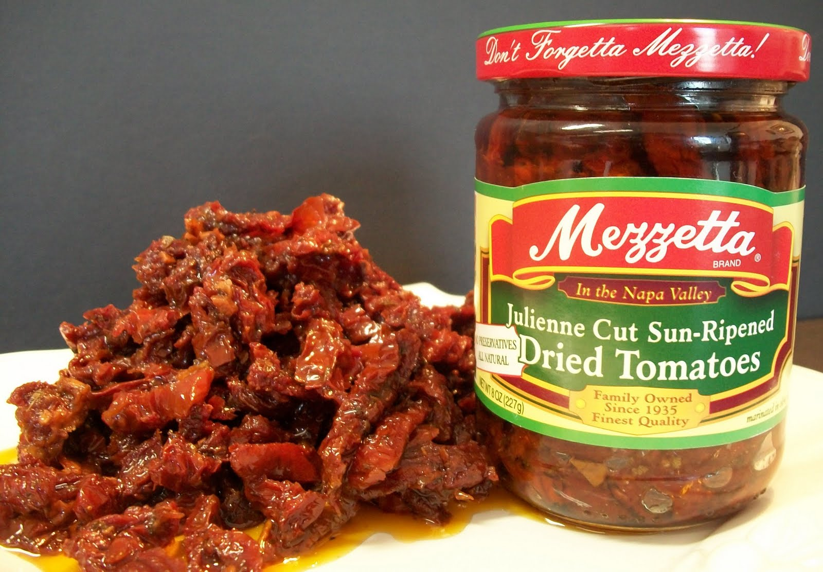 My Kind of Cooking: Sun-dried Tomatoes