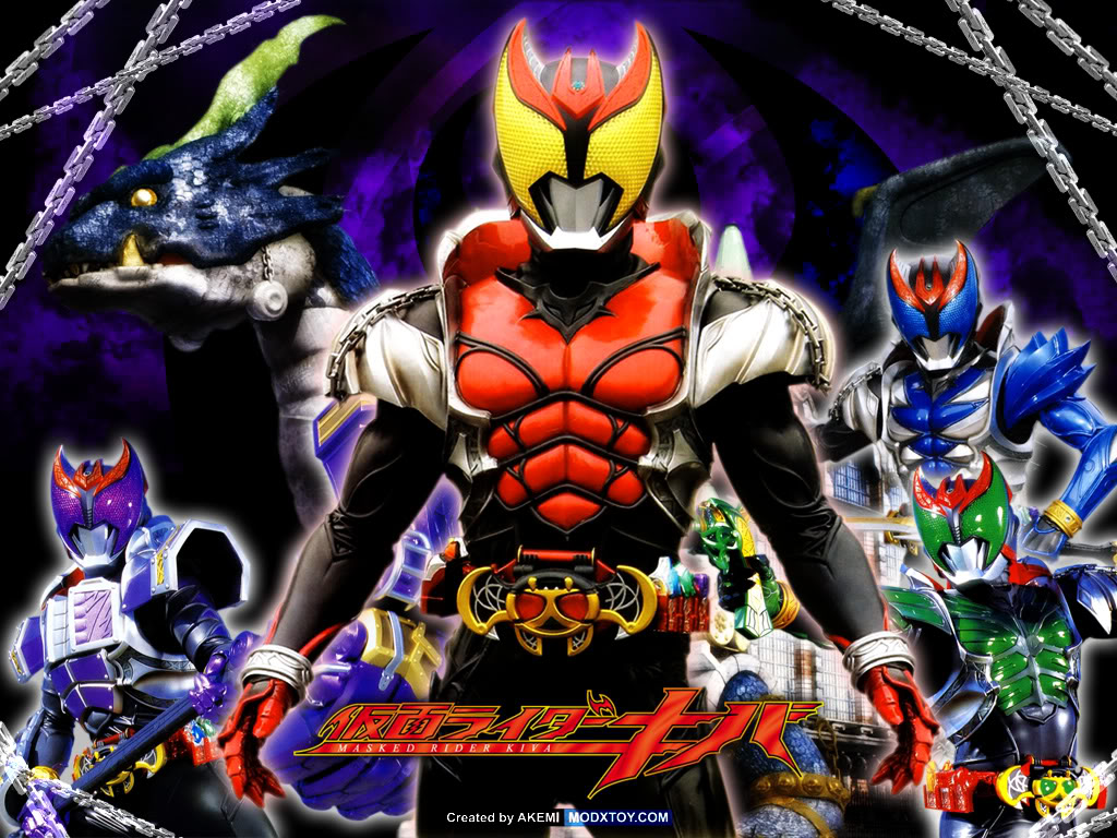 Wallpaper Kamen Rider Den-