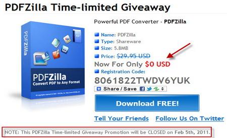 Zilla TXT To PDF Converter - FREEWARE